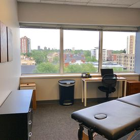 N2 Physical Therapy Capitol Hill office treatment room 1